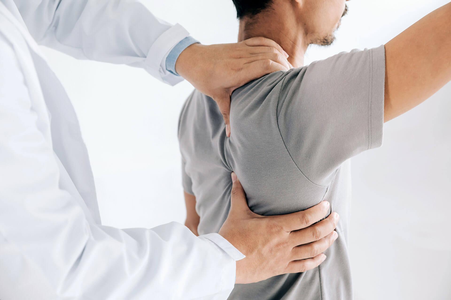 Stella Maris Ortopedia della spalla