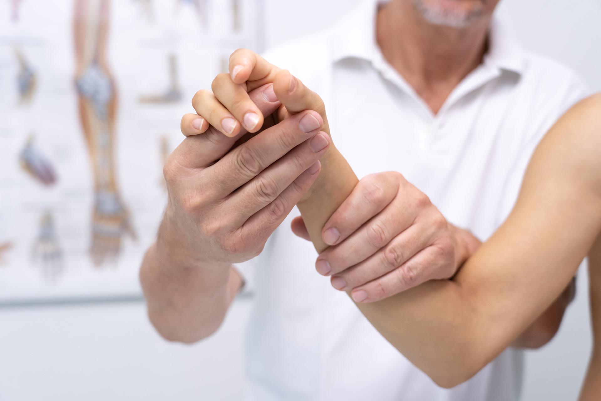 Stella Maris Ortopedia della mano e del gomito